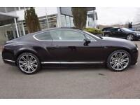 2015 Bentley Continental GT Speed 6.0 W12 (635) Speed 2dr Automatic Petrol Coup