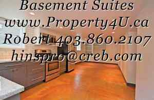 Calgary suited homes for sale Basement Suites, Live up rent down