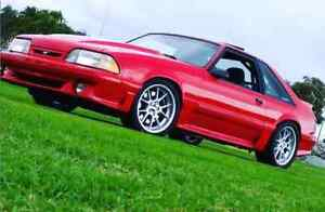 Wanted 86 to 93 Mustang