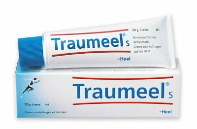 Traumeel S Homeopathic Ointment Anti-Inflammatory Pain Relief 50g **US STOCK** ()