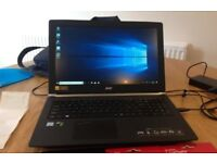 ACER V15 NTITRO BLACK EDITION GAMING LAPTOP