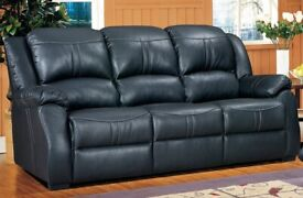 Leather 3 Seater Sofa BRAND NEW