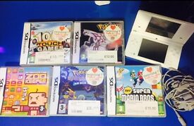 Nintendo DS i includes 5 games *pokemon*