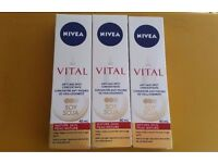 Brand new Nivea vital anti age spot concentrate x 3