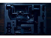 DJI Ronin-M 3 Axis Gimbal with Case