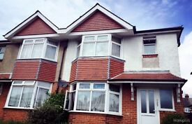 Viewing at 5pm!! 26 May 17 ! 1 bedroom available in house, 301 Burgess Road, Southampton