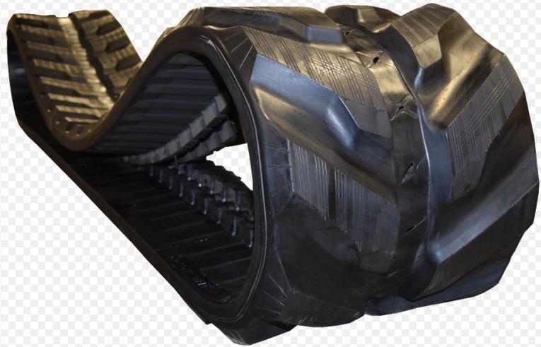 (2-tracks) Volvo Rubber Track Ec-55 Ec-55b Ec-55c Ecr-58 400x72.5x74 40072574