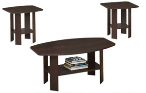 Brand New 3pc Coffee Table Set! Call 905-688-3939