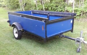 4 X 8 Utility Trailer For Sale