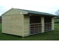 Field Shelter or stables wanted