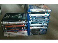 Dvd and Blu-ray bundle