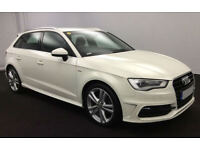 Audi A3 S Line FROM £51 PER WEEK!