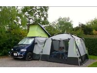 Mazda Bongo Friendee Campervan   Blue   10 Months MOT   With Large Awning