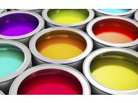 Painter/Decorator--(From £80 per room)