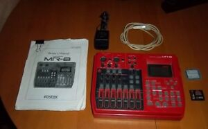 8 Track Digital Recorder - Fostex MR8