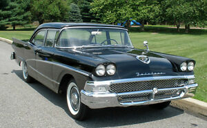 Wanted: 1952-64 Ford Full Size Car