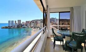 1 Bedroom Holiday Apartment Rental in Benidorm