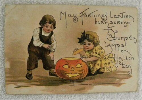 """May Fortunes Lantern Burn Serene As Pumpkin Lamps"",JOL,Germany HBG Halloween pc"