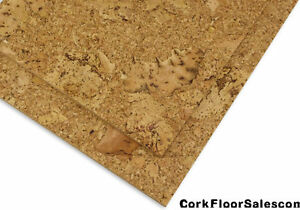 Bathrooms are no match for 8mmCork Tiles!  $3.89