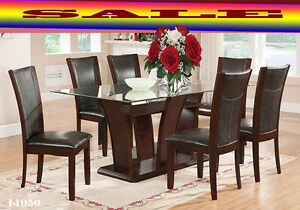 dining tables furniture, 6 chairs, benches, arm chairs, fcqc