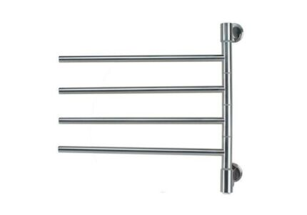 2 x IKEA Grundtal stainless steel multiple towel, towel-rail Lane Cove West Lane Cove Area Preview