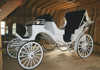 Visa Vis Wedding Carriage