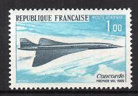 France : 1969 Yvert 43 ( Concorde ) Mnh -  - ebay.es