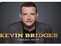 4 Kevin Bridges Tickets Wednesday 17th October