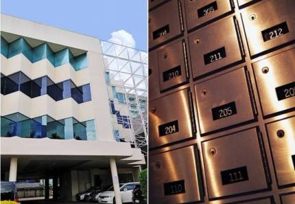 Business Address/Mail Redirection Service