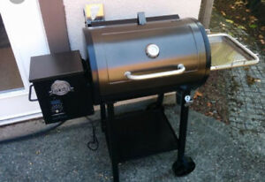 BBQ Pit Boss 440 Deluxe Pellet Grill