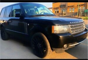 "Range Rover Supercharged 518 HP+ with 22"" Autobiography Rims"