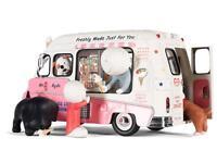 Doug Hyde Summertime Ice Cream Van Sculpture