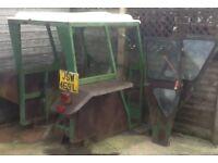 2 Door Duncan Tractor Cab - John Deere / Massey Ferguson