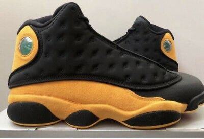finest selection 87216 bb776 Air Jordan XIII 13 Retro Graduation Melo Black Suede 414571-035 B Grade NIB