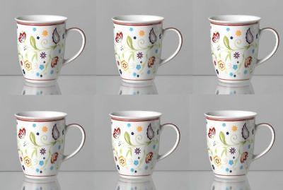Kaffeebecher 6er Set  Shanti Ritzenhoff & Breker Doppio 320ml Tasse NEU