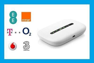 Huawei E5330 Mobile Broadband 3G WiFi MiFi Router Device. SIM Free. Unlocked