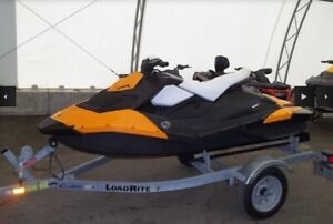 SEA DOO SPARK FOR SALE - LOWEST HOURS AND CHEAPEST ON KIJIJI