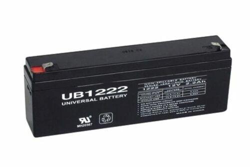 UPG UB1222 Battery - 12V 2.2AH SLA AGM