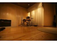 Two Recording Studio spaces up for rent in North West London
