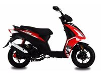 AJS FLIGHT 125cc scooter, moped. Commuter bike. Finance options available £1259