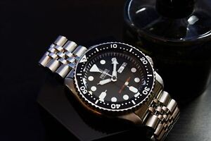 NEW-Seiko SKX007 ISO Certified Dive Watch For Sale