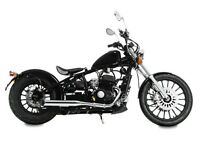 Ajs Bobber 125ccc Learner Legal Motorcycle