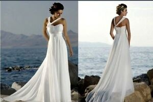 Jaw dropping wedding gown ( NEW)