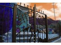 Fabricated custom gates
