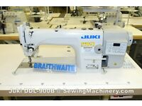 Juki industrial sewing machine with trimmer NEW £955