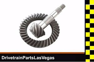 Brand New Dana 35 M35 Jeep Rear End 4.11  Ratio Ring And Pinion Gear Set