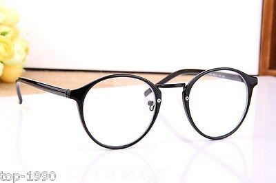 Fashion Designer Retro Frame Girl Glasses Cute Clear Lens Nerd Geek Eyeglass (Cute Nerd Glasses Frames)