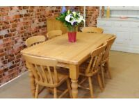 WANTED table and chairs