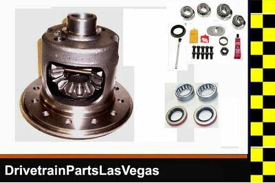 "Chrysler Dodge 9.25"" Open Carrier Case Master Kit  Internals Axle Bearings Seals"