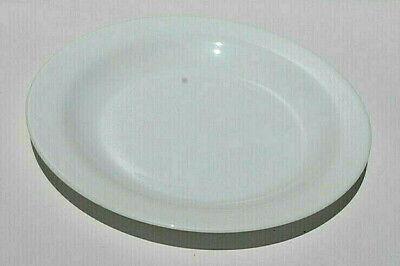 Arcoroc Restaurant 29337 White Round 8 34 Dinner Plates Narrow Rim New C1058